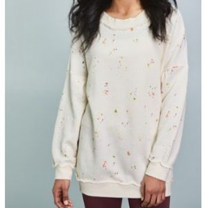 Free People Movement Make It Count Sweatshirt M